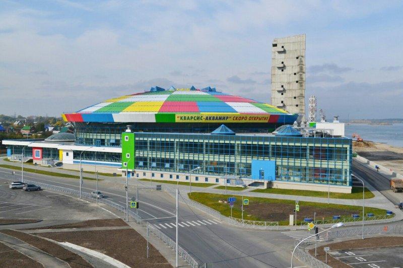 Арбитражный суд окончательно признал банкротом застройщика аквапарка