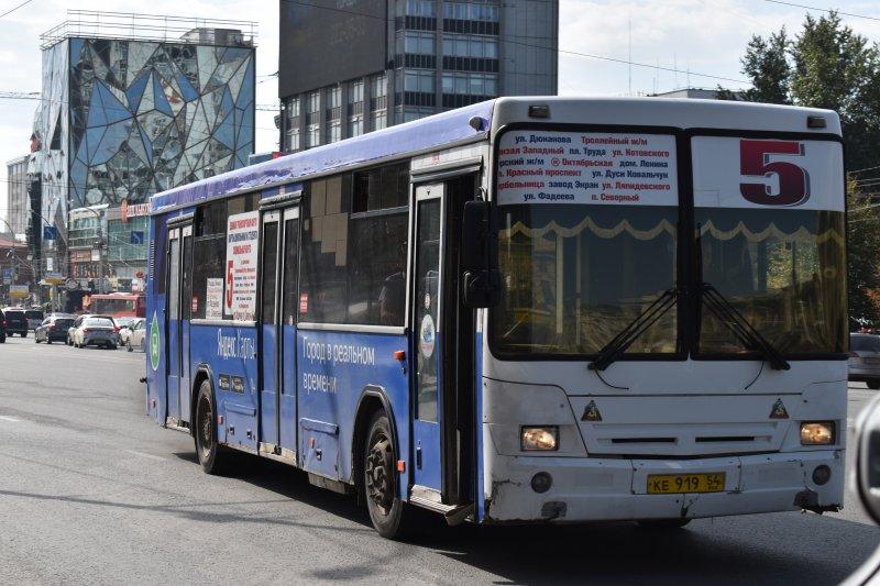 100 новых автобусов поступят в Новосибирск до конца 2021 года
