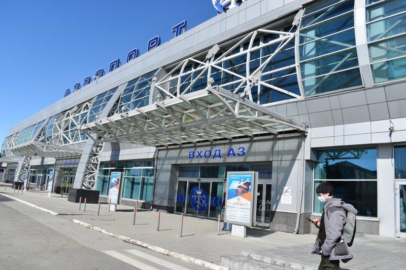 Очевидцы: аэропорт «Толмачево» эвакуируют