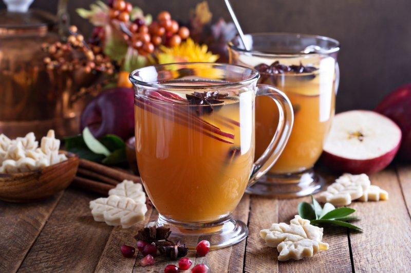 Топ 5 горячих напитков для осени