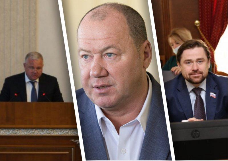 В избиркоме рассказали о сроках довыборов в Заксобрание из-за ухода Иванинского и Аксененко в Госдуму