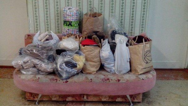 Новосибирским бездомным дали по шапке