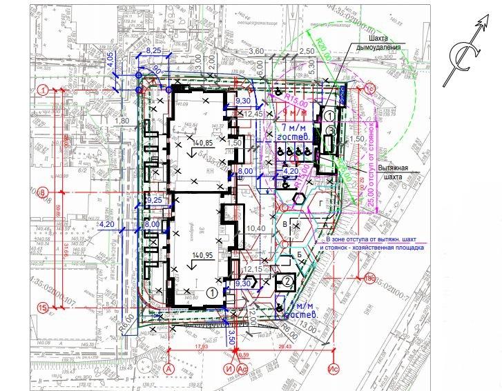 схема расположения дома красноярская 132 новосибирск, застройщик ооо енисей дом на месте шоколадной фабрики.jpg